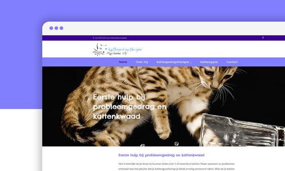 kattengedragstherapie marianne vis